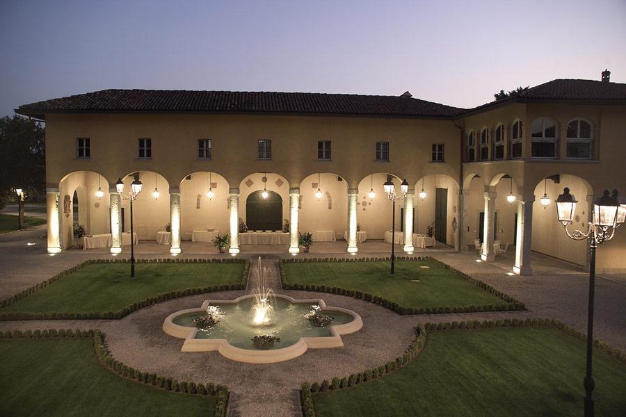Spazi e ambienti - Villa Cavenago - Trezzo sull\'Adda (Milano)